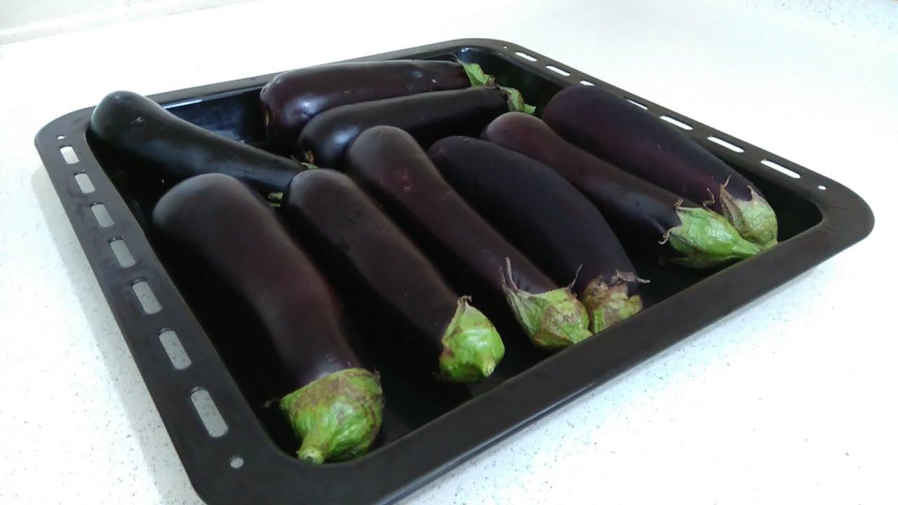 Patlıcan evde nasıl közlenir FIRINDA Patlıcan közleme