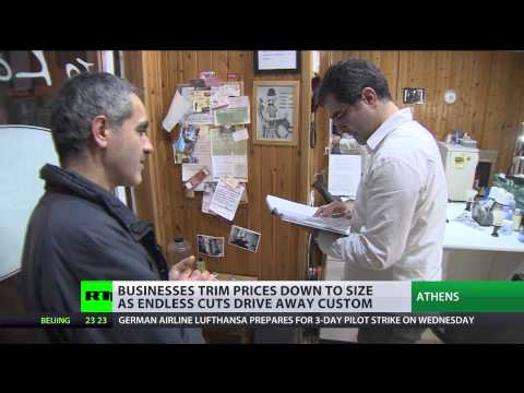 Cut Price: New loan snips glimmer of hope for looming Greek debts