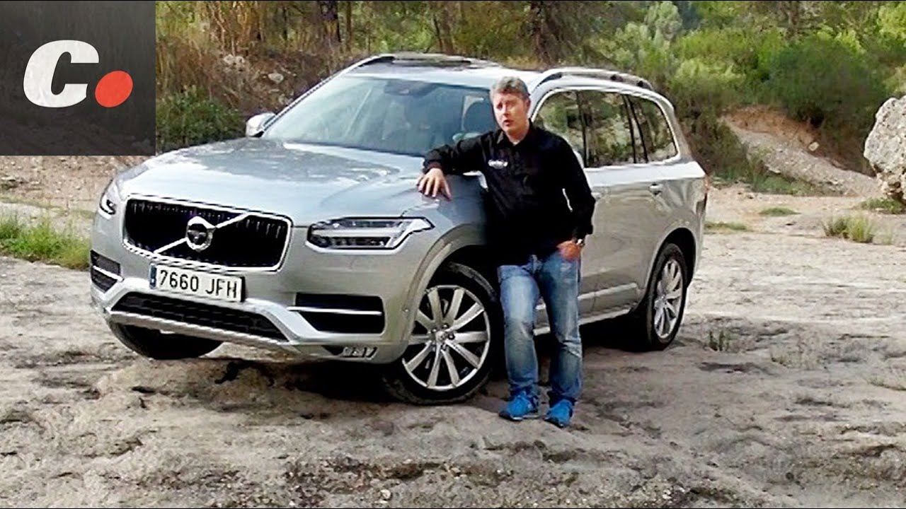 volvo xc90 suv prueba an lisis test review en espa ol youtube. Black Bedroom Furniture Sets. Home Design Ideas