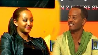 Jossy In Z House Interview with the Actress & Model Etsehiwot Abebe [archive]