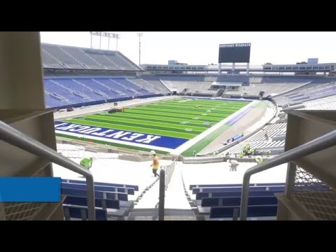 Mitch Barnhart Part 1: Building a Stadium, Fostering a Legacy for UK