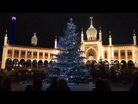 شاهد: الدنمرك تستقبل أعياد الميلاد بشجرة كلفتها أكثر من 100 ألف يورو…  - نشر قبل 5 ساعة