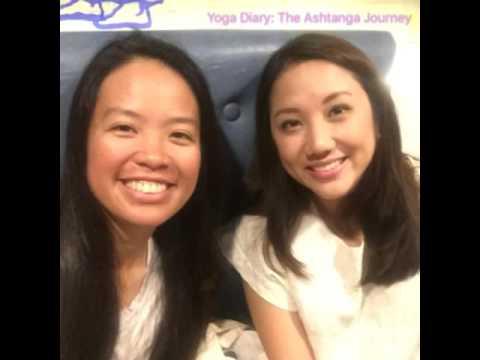 Yoga Diary: The Ashtanga Journey