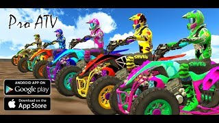 Pro Atv   Multiplayer Quad Racing Game On Android And Ios