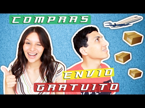 MEJORES PÁGINAS PARA COMPRAR POR INTERNET (CON ENVÍO INTERNACIONAL GRATUITO) | Alfredo Y Bárbara ♥