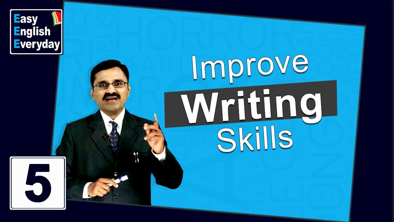 writing skills in communication pdf