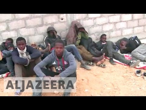Hundreds of West African migrants deported from Algeria
