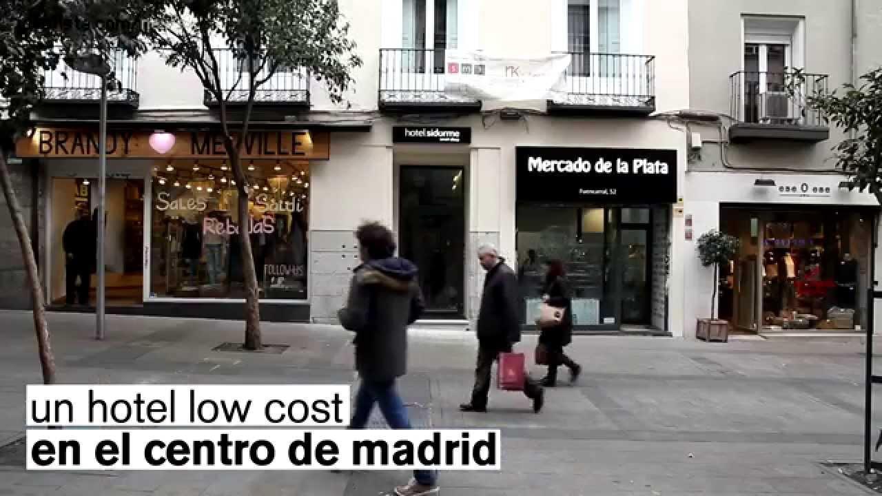 El modelo de low cost llega a los hoteles de dise o en for Hoteles de superlujo en espana