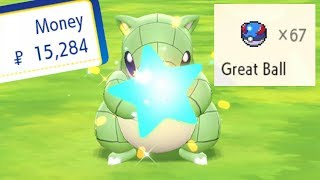 How to Shiny Hunt in Let