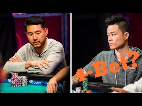 What Were You Thinking When Ryan Phan 4Bet You?