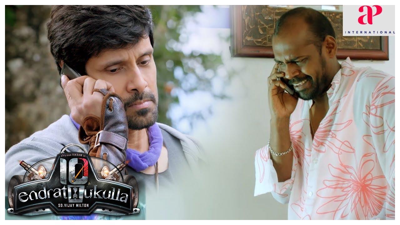 Download 10 Endrathukulla Movie Fight Scene | Pasupathy warns Vikram | Samantha | Abhimanyu Singh