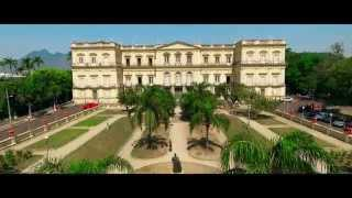Quinta da Boa Vista and National Museum (with Soundscapes for Drone Flights Pt. 5)