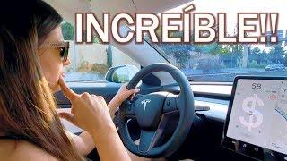 ESTO NO TIENE PRECIO!!!!!!! Tesla Model 3