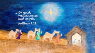 The Nativity Scene Through A Child