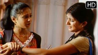 Kannada Scenes | Heroine tries to cut her hand | Ambari Kannada Movie | Yogesh, Supreetha