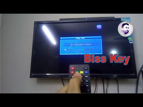 how to enter biss key in made in china dish receivers by vocal of amir