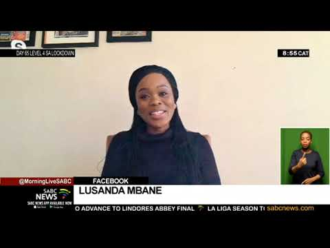Lusanda Mbane Foundation aiding the less fortunate