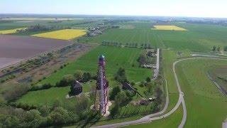 Campen -  Höchster Leuchtturm Deutschlands