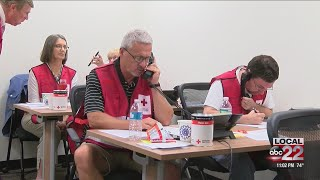 Red Cross telethon in Burlington raises thousands for Hurricane Florence relief effort