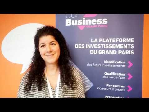 CCI Business Grand Paris, rencontre avec EIFFAGE Génie Civil, RAZEL BEC