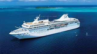 Top Ten Most Luxury Cruise Ships In The World