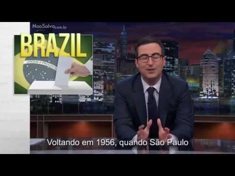 Brasil é motivo de piada no exterior ELEIÇÕES