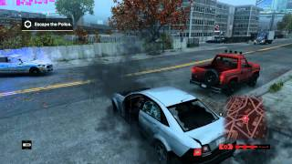 Watch Dogs PC Ultra Setting Gameplay