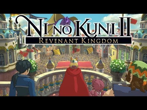 Let's Play & Chill: Ni No Kuni II Revenant Kingdom Part 16
