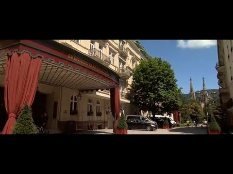 LEADING HOTELS OF THE WORLD - BRENNERS PARK SPA HOTEL - LUXURY TRAVEL FILM