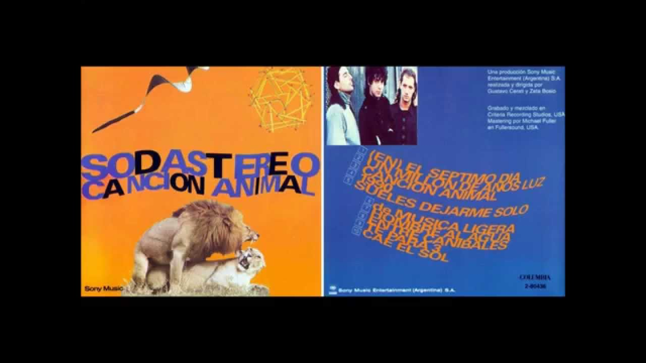 Canción Animal #25 Años | A.O. L .MUSIC
