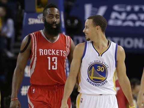 James Harden and Steph Curry Chef Mix - Feed The Streets