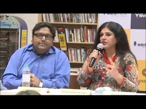 Write India Special Meet & Greet session at Crossword Bookstore, Mumbai