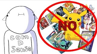 I Wasn't Allowed To Play Pokemon