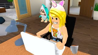 ROBLOX BLOXBURG  Day In The Life
