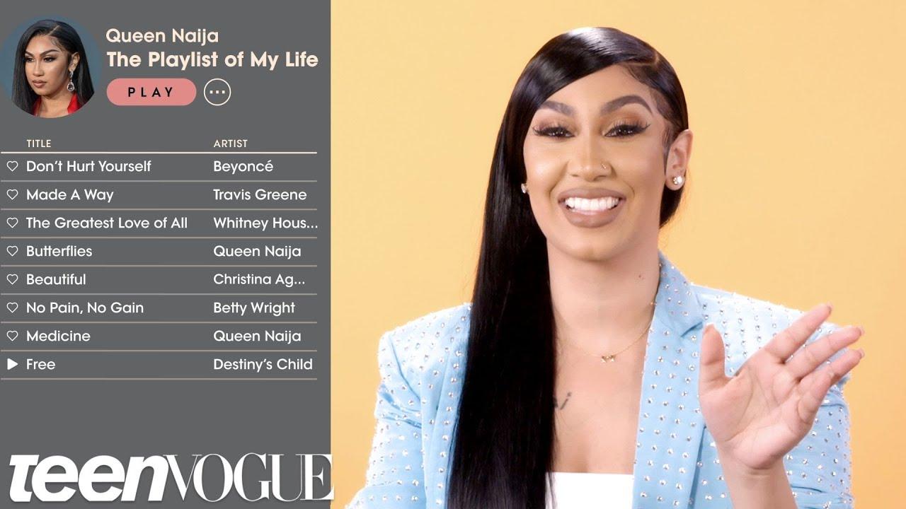 Queen Naija Creates the Playlist of Her Life | Teen Vogue