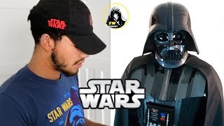 Jesse Gomez New Final Callback for Vader Voice (Fan Requested) - Star Wars Theory Vader Fan Film