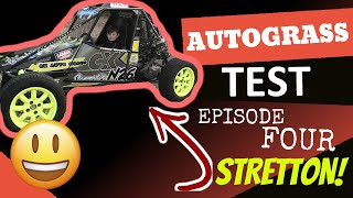 CHASE SHARPE - AUTOGRASS TEST - STRETTON CIRCUIT - OCTOBER 2019