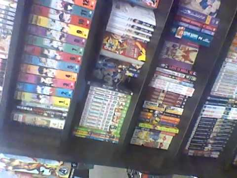 Manga shopping at Books-A-Million!!