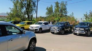 De Andes per Mercedes X-Klasse, en mijn Chevy C20! VLOG #130