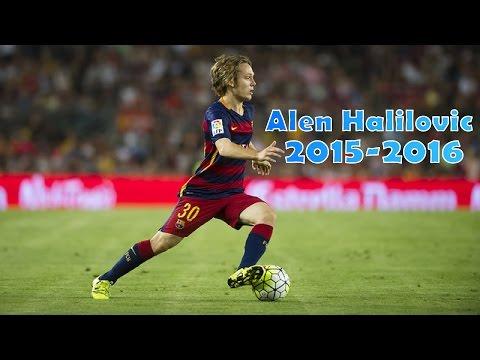 Alen Halilović ● Amazing skills show 2015 - 2016