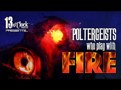 Episode 65 - Poltergeists Who Play With Fire: Canneto di Caronia and More