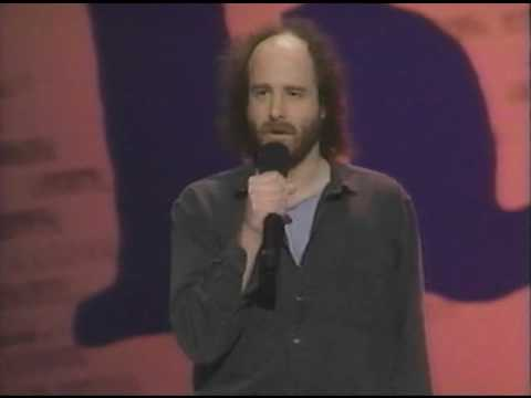 Comic Relief Steven Wright Stand Up Comedy 1980s Youtube