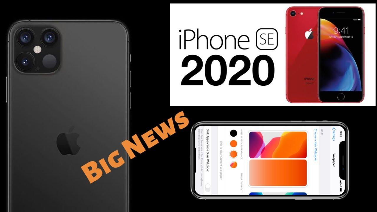iPhone 12 big leaks, iPhone SE 2020, iOS 14, MacBook Pro 2020, AirTags