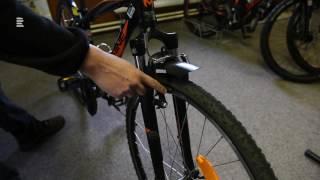 Jak připravit kolo na sezónu - huštění pneumatik a kontrola brzd