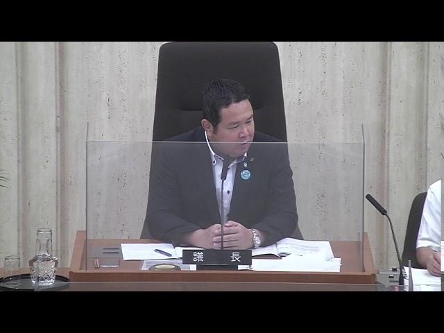 【新居浜市議会】令和2年9月市議会定例会一般質問 #小野志保