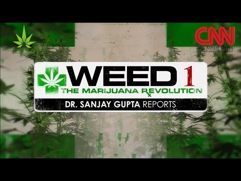 WEED with CNN's Dr Sanjay Gupta MD part 1 of 3