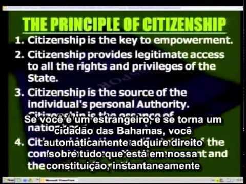 2 de 8 - Myles Munroe - Princípio dos Cidadãos Obedientes - Legendado
