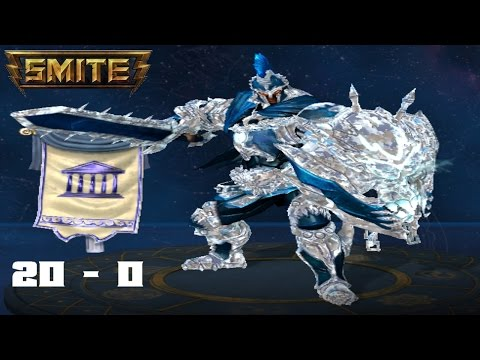 Smite OP Build And How To Use Diamond Ares 20-0