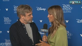 Mark Hamill Reveals What Shocked Him About 'Star Wars: The Last Jedi'