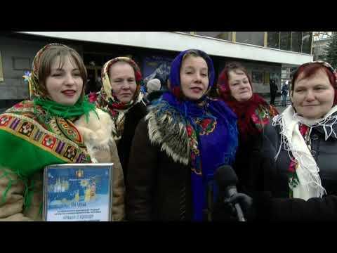 UA: ВОЛИНЬ: В обласному центрі Волині відбувся етнофестиваль